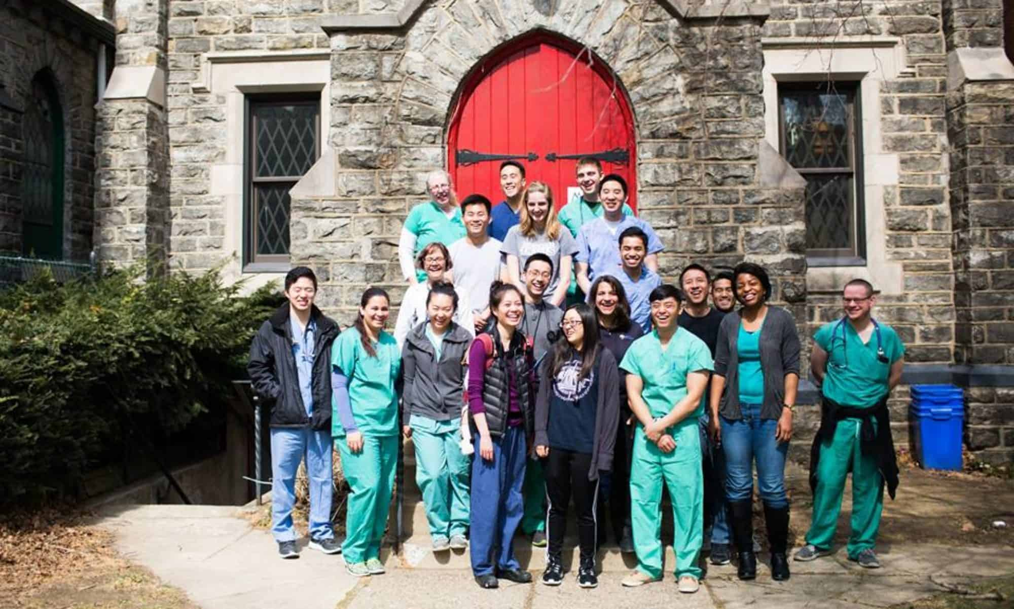 Medical Campus Outreach Philadelphia